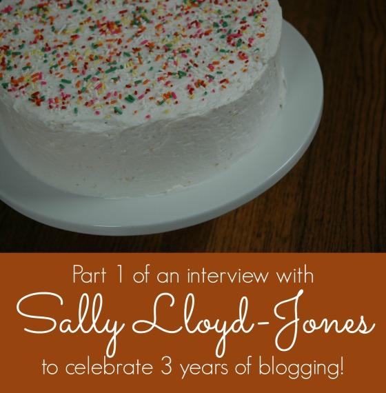 Blog Birthday 1